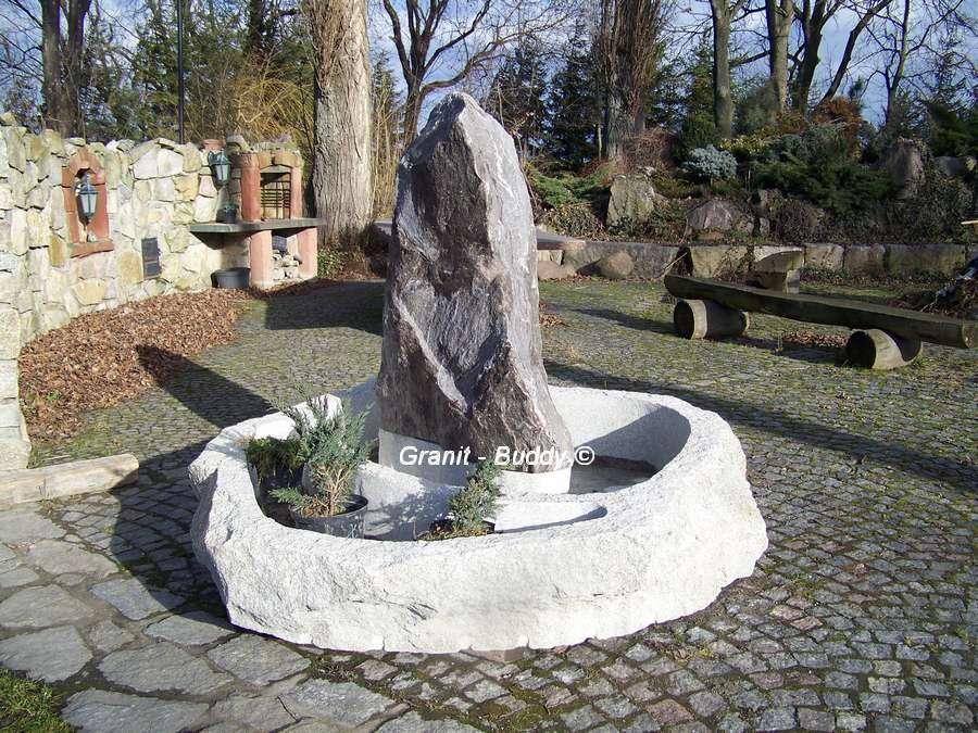 granitplatten garten, garten fontänen - deutsch version - granit-buddy, Design ideen